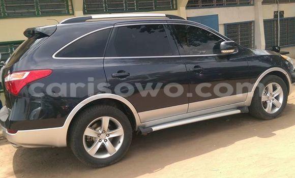 Acheter Occasion Voiture Hyundai Veracruz Noir à Cotonou au Benin