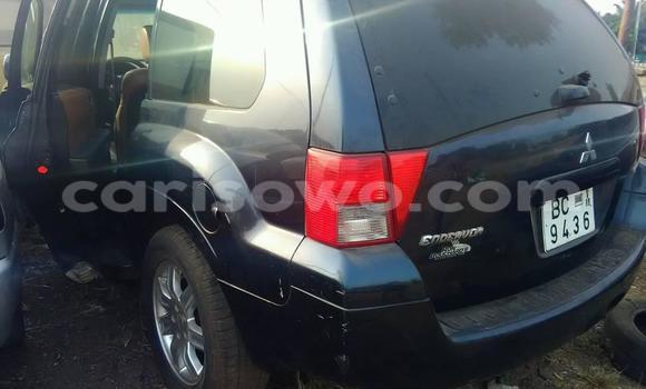Acheter Occasion Voiture Mitsubishi Endeavor Noir à Savalou, Benin