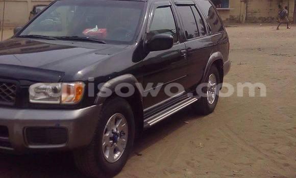 Acheter Occasion Voiture Nissan Pathfinder Noir à Savalou, Benin