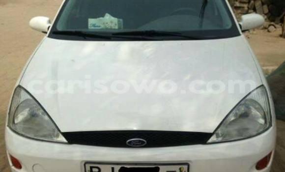Acheter Occasions Voiture Ford Focus Blanc à Savalou au Benin