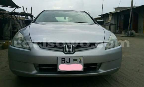 Acheter Occasion Voiture Honda Accord Autre à Savalou, Benin