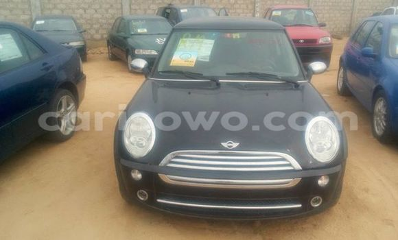 Acheter Occasion Voiture MINI Cooper Noir à Savalou, Benin