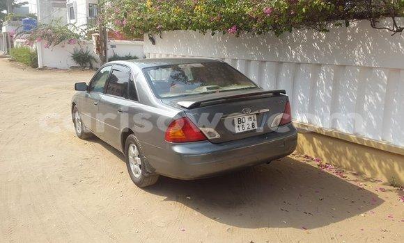 Acheter Occasion Voiture Toyota Avalon Autre à Savalou au Benin