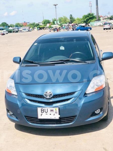 Big with watermark toyota yaris benin cotonou 9166