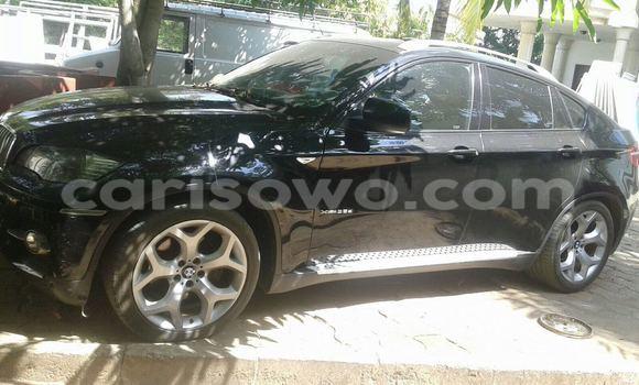 Acheter Occasions Voiture BMW X6 Noir à Cotonou, Benin