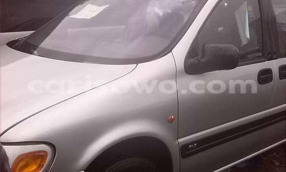 Acheter Occasion Voiture Opel Sintra Gris à Cotonou, Benin