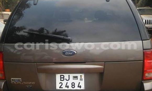 Acheter Occasions Voiture Ford Explorer Autre à Savalou, Benin
