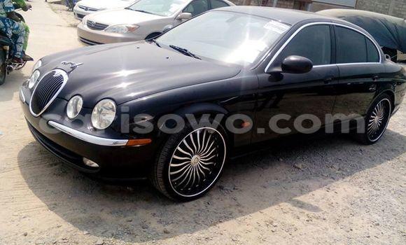 Acheter Occasion Voiture Jaguar S-Type Noir à Savalou au Benin