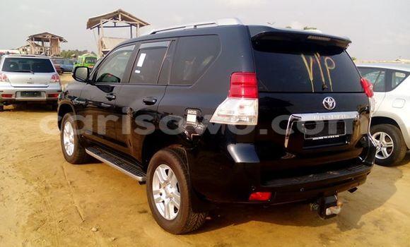 Acheter Occasions Voiture Toyota Land Cruiser Noir à Savalou au Benin