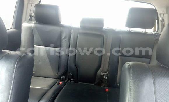 Acheter Occasion Voiture Toyota Tundra Noir à Savalou au Benin