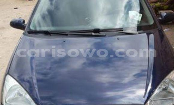 Acheter Occasion Voiture Ford Focus Bleu à Savalou, Benin