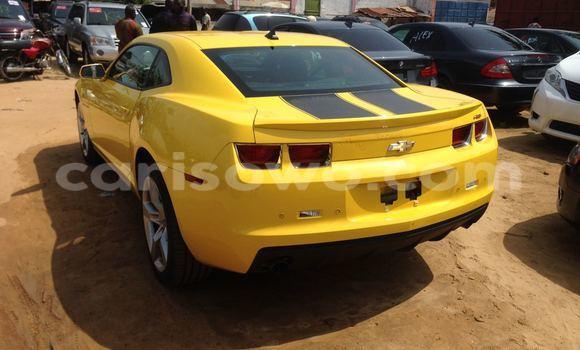 Acheter Occasions Voiture Chevrolet Camaro Autre à Cotonou au Benin