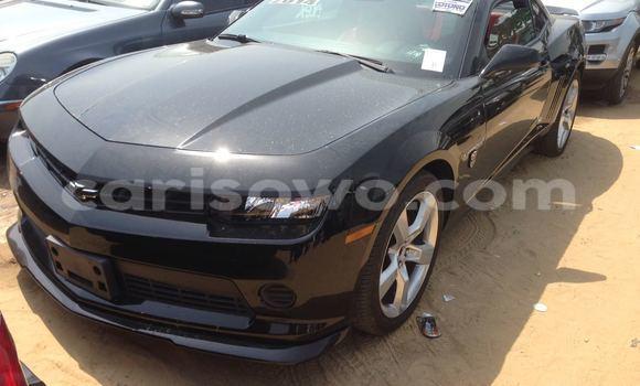 Acheter Occasions Voiture Chevrolet Camaro Noir à Cotonou au Benin