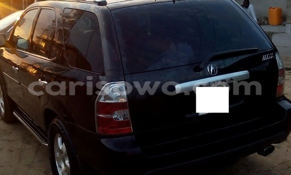 Acheter Occasion Voiture Acura MDX Noir à Cotonou au Benin