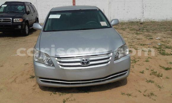 Acheter Occasion Voiture Toyota Avalon Gris à Savalou, Benin