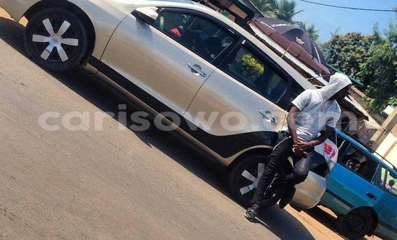 Acheter Occasions Voiture Lexus RX 330 Gris à Cotonou au Benin