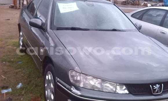 Acheter Occasions Voiture Peugeot 406 Gris à Cotonou au Benin
