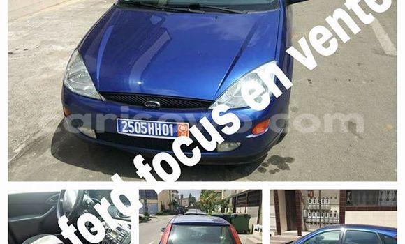 Acheter Occasion Voiture Ford Focus Bleu à Cotonou, Benin