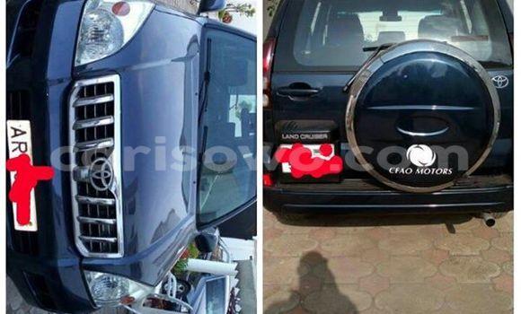 Acheter Occasion Voiture Toyota Land Cruiser Noir à Cotonou au Benin