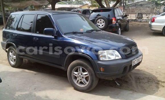 Acheter Occasion Voiture Honda CR–V Bleu à Savalou, Benin