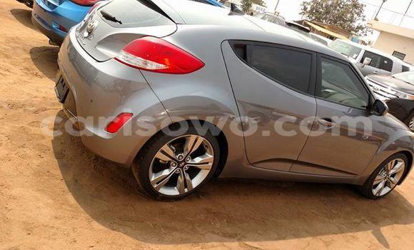 Acheter Occasions Voiture Hyundai Veracruz Gris à Comé au Benin