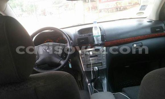 Acheter Occasion Voiture Toyota Avensis Gris à Comé, Benin