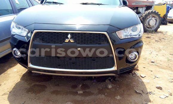Acheter Occasion Voiture Mitsubishi Outlander Noir à Comé au Benin