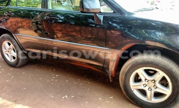 Acheter Occasions Voiture Lexus RX 300 Noir à Comé au Benin