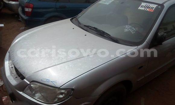 Acheter Occasion Voiture Mazda 323 Gris à Comé, Benin