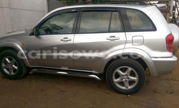 Acheter Occasion Voiture Toyota RAV4 Gris à Comé au Benin