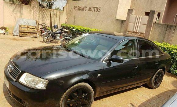 Acheter Occasion Voiture Audi A6 Noir à Comé au Benin