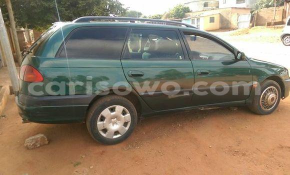 Acheter Occasion Voiture Toyota Avensis Vert à Comé au Benin