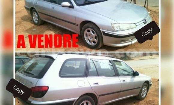 Acheter Occasion Voiture Peugeot 406 Gris à Savalou au Benin