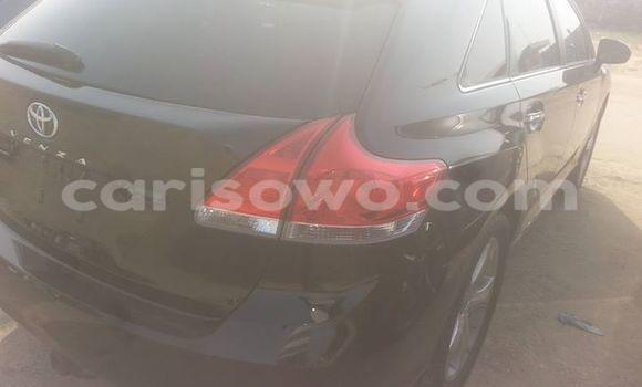 Acheter Occasion Voiture Toyota Venza Noir à Savalou au Benin