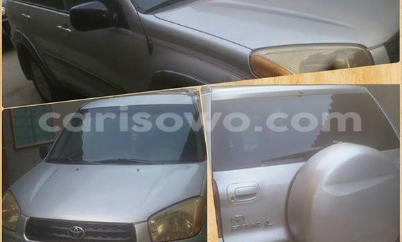 Acheter Occasion Voiture Toyota RAV4 Gris à Savalou, Benin