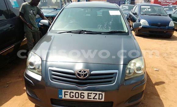 Acheter Occasion Voiture Toyota Avensis Noir à Savalou, Benin