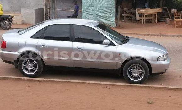 Acheter Occasion Voiture Audi A4 Gris à Savalou, Benin