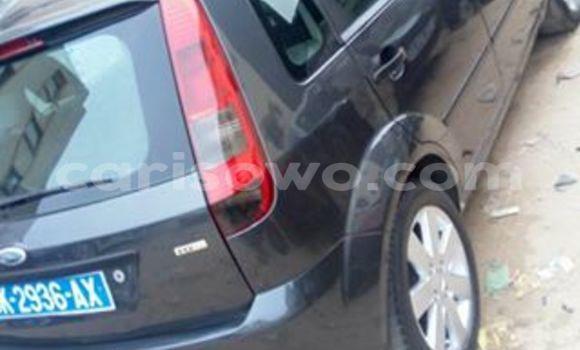 Acheter Occasions Voiture Ford Fiesta Noir à Savalou au Benin
