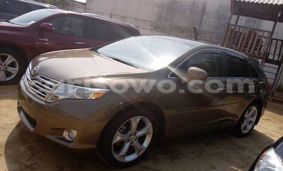 Acheter Occasion Voiture Toyota Venza Autre à Savalou, Benin