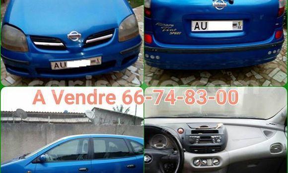 Acheter Occasion Voiture Nissan Almera Bleu à Savalou au Benin