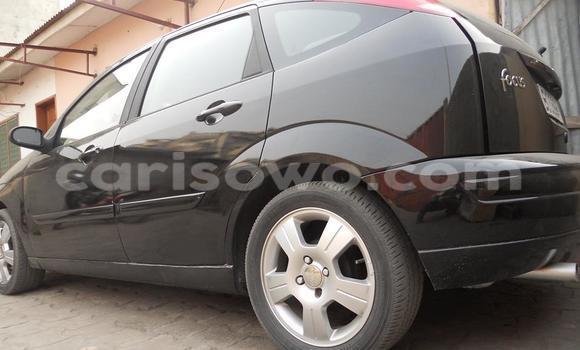 Acheter Occasion Voiture Ford Focus Noir à Savalou, Benin