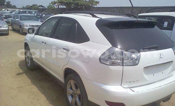 Acheter Occasion Voiture Lexus RX 330 Blanc à Savalou, Benin