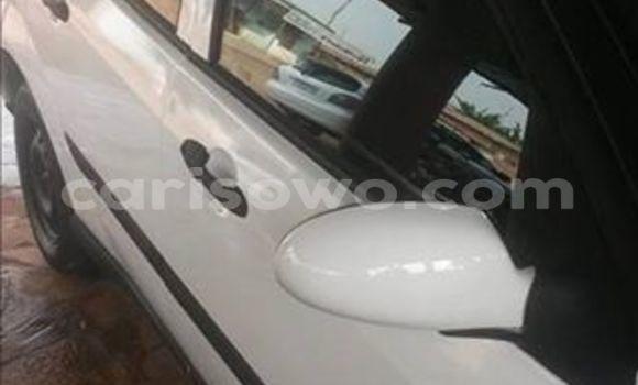 Acheter Occasion Voiture Ford Focus Blanc à Savalou au Benin