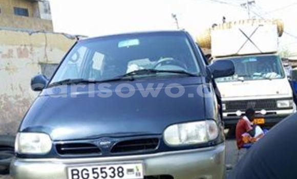 Acheter Occasion Voiture Nissan Serena Bleu à Savalou, Benin