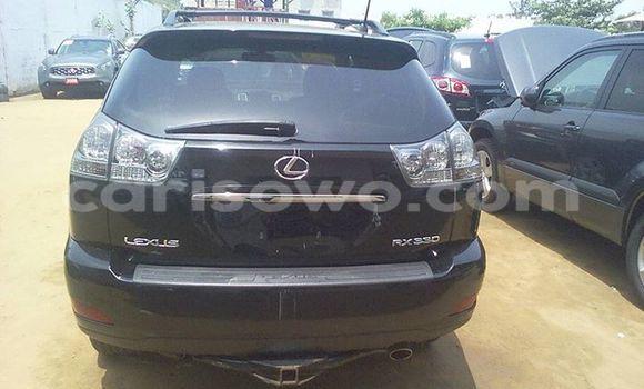 Acheter Occasions Voiture Lexus RX 330 Noir à Savalou au Benin