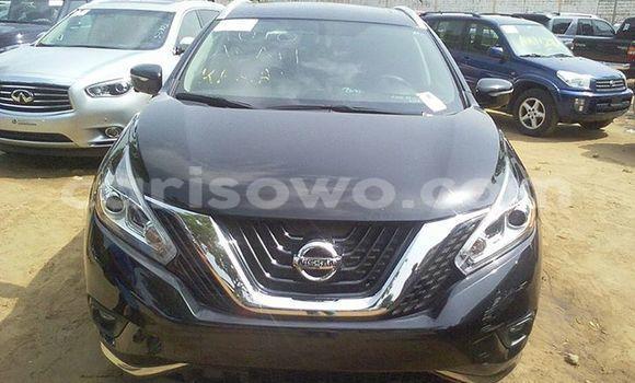 Acheter Occasion Voiture Nissan Murano Noir à Savalou, Benin