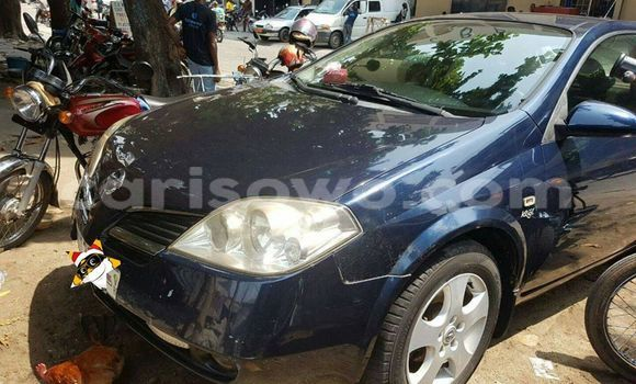 Acheter Occasion Voiture Nissan Primera Bleu à Savalou au Benin