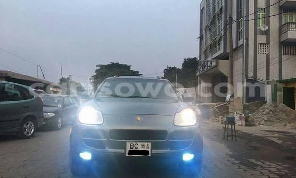 Acheter Occasion Voiture Porsche Cayenne Gris à Savalou, Benin