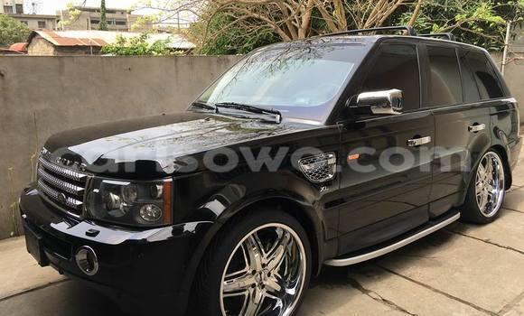 Acheter Occasion Voiture Land Rover Range Rover Noir à Savalou au Benin