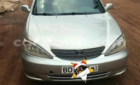 Acheter Occasion Voiture Toyota Camry Gris à Savalou au Benin